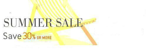 Sizzling Summer Sale On Now