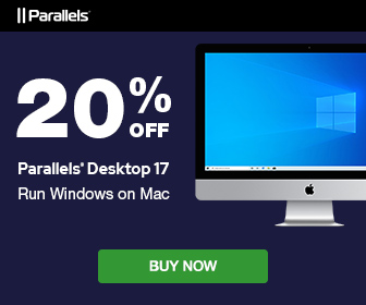 Save on Parallels